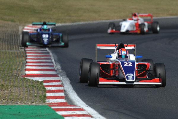 Tom Gamble (GBR) Fortec Motorsports BRDC British F3