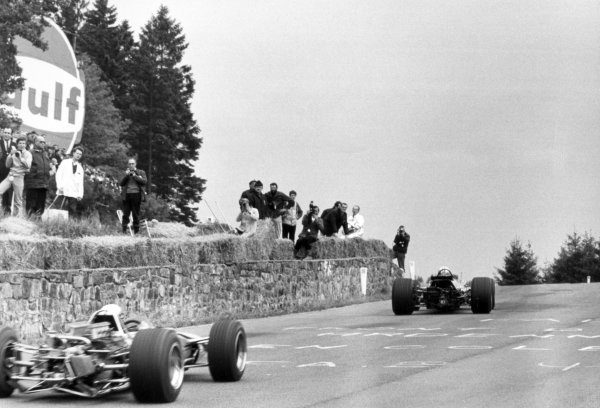 1968 Belgian Grand Prix.