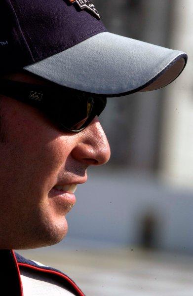 2003 NASCAR,Pocono Raceway,Pennsylvania 500,USA July27-Jimmie Johnson,-Robert LeSieur 2003LAT Photographic