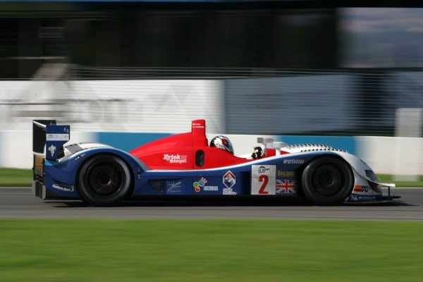 Hideki Noda (JPN) Zytek Engineering Zytek 06S.Le Mans Series, Rd4, Donington Park, England, 28 August 2006.DIGITAL IMAGE