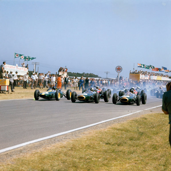 East London, South Africa. 26 - 28 December 1963.
