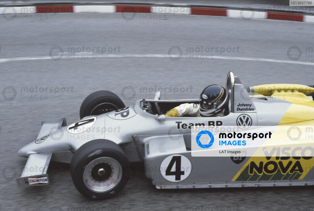 1984 Monaco Grand Prix Formula Three.