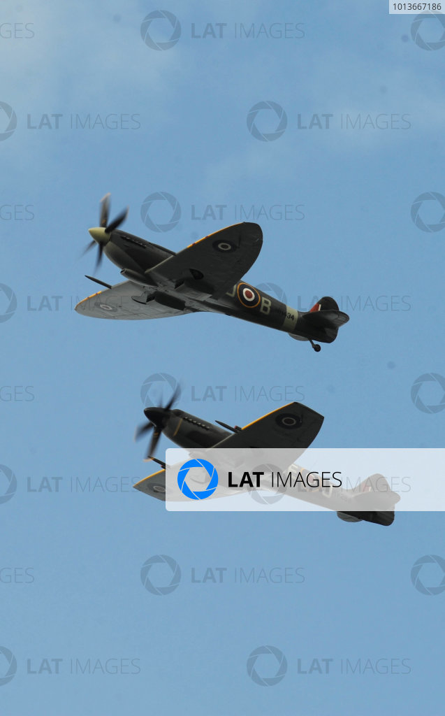 Goodwood Estate, West Sussex, 15th - 18th September 2011