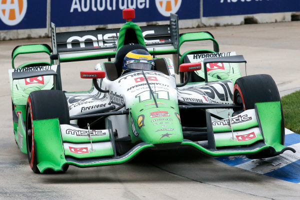 29-31 May, 2015, Detroit, Michigan USA Sebastien Bourdais ?2015, Perry Nelson LAT Photo USA