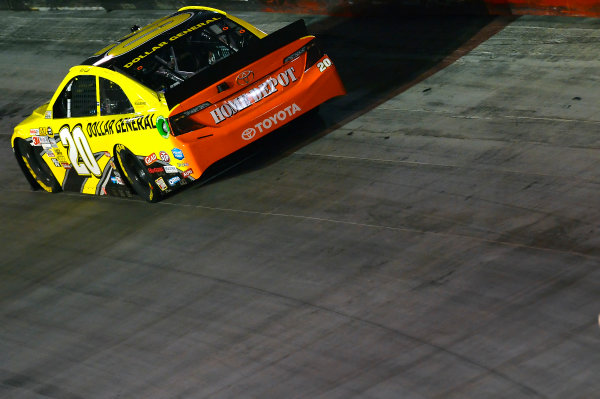 August 23-24, 2013, Bristol, Tennessee USA Matt Kenseth, Dollar General Toyota Camry car © 2013, Brian Czobat LAT Photo USA