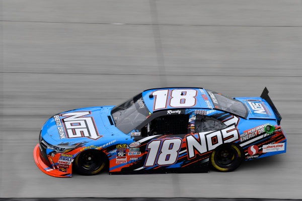 30 September-1 October, 2016, Dover, Delaware USA Kyle Busch, NOS Energy Drink Toyota Camry ?2016, Scott R LePage  LAT Photo USA