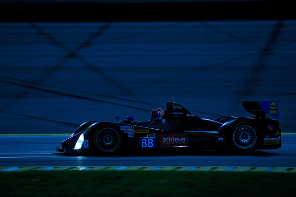 6-7 June, 2014, Kansas City, Kansas USA 88, Chevrolet, ORECA FLM09, PC, Doug Bielefeld ?2014, F. Peirce Williams LAT Photo USA