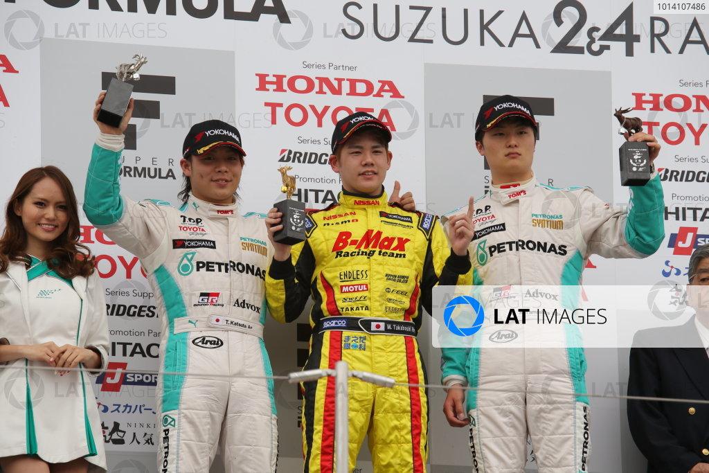 Round 1 - Suzuka