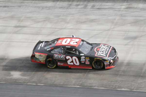 NASCAR Xfinity Series Fitzgerald Glider Kits 300 Bristol Motor Speedway, Bristol, TN USA Saturday 22 April 2017 Erik Jones, Reser's American Classic Toyota Camry World Copyright: Lesley Ann Miller LAT Images ref: Digital Image lam_170422BMS34790