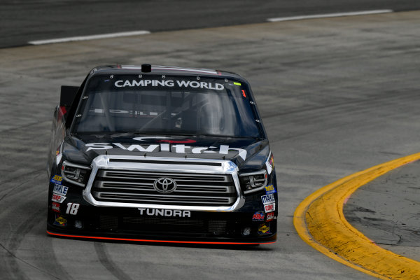 NASCAR Camping World Truck Series Alpha Energy Solutions 250 Martinsville Speedway, Martinsville, VA USA Friday 31 March 2017 Noah Gragson World Copyright: Scott R LePage/LAT Images ref: Digital Image lepage-170331-mv-0351