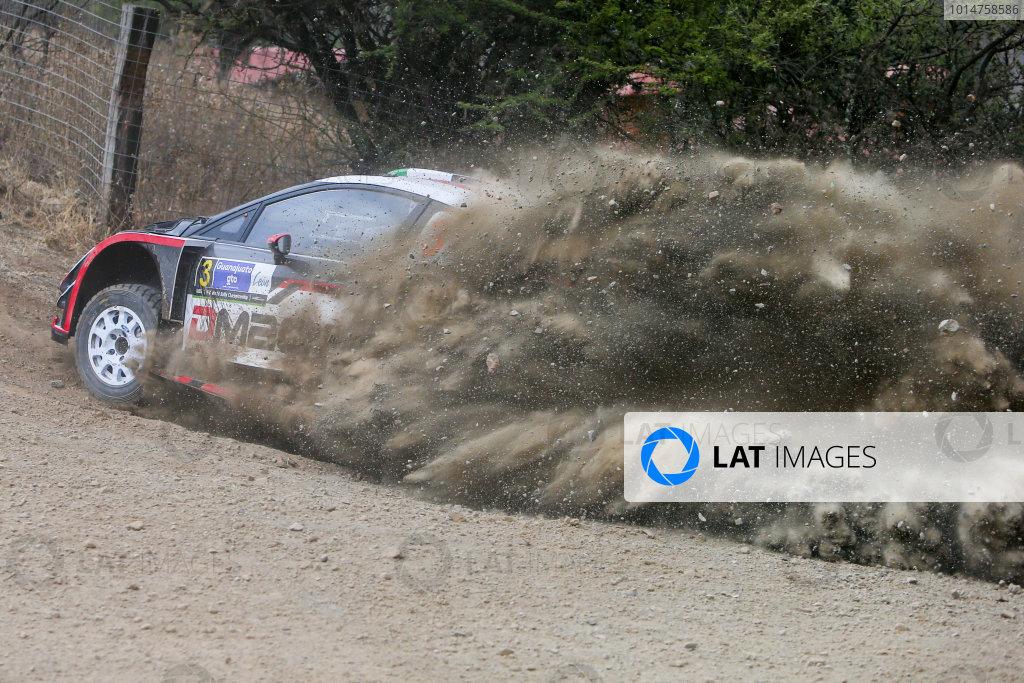 Round 3 - Rally Mexico