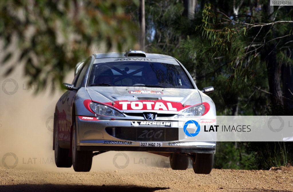 2001 World Rally Championship