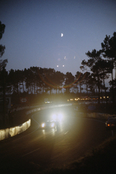 Le Mans, France. 28 - 29 September 1968.