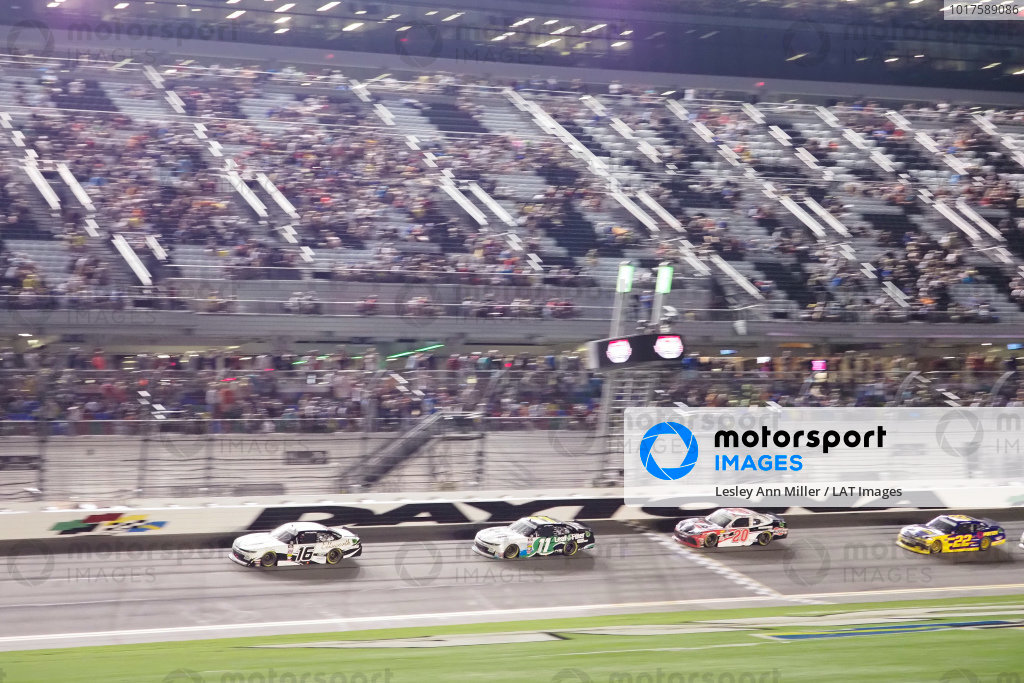 #20: Christopher Bell, Joe Gibbs Racing, Toyota Supra Ruud-Ferguson