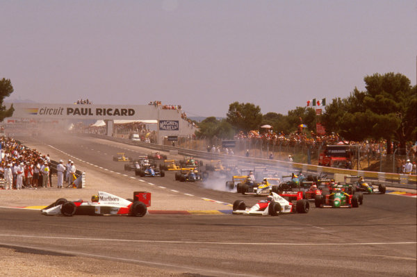 Paul Ricard, Le Castellet, France.