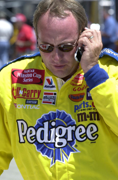 2000 NASCAR MICHIGAN, 11 June 2000, Michigan International Speedway, USA