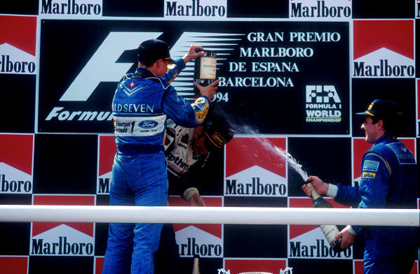 1994 Spanish Grand Prix.