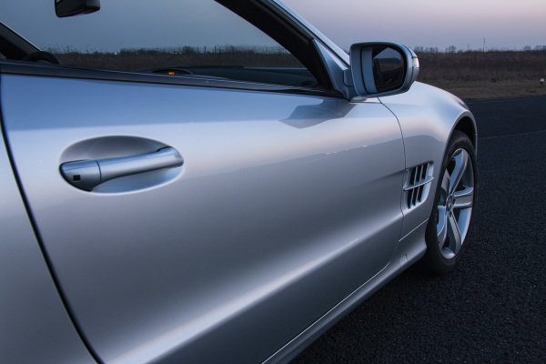 Mercedes SL 350, 2011