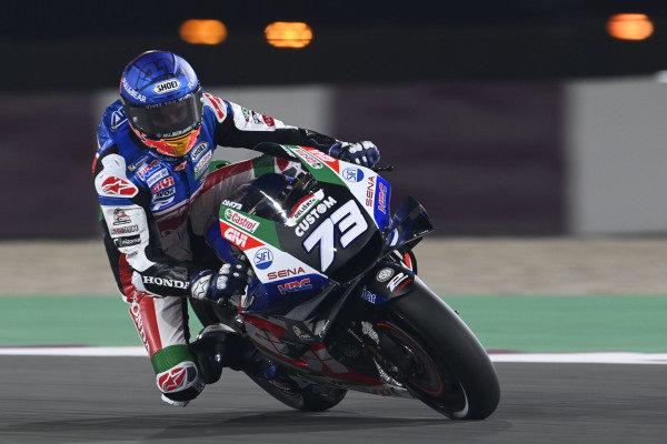 Alex Marquez, Team LCR Honda.