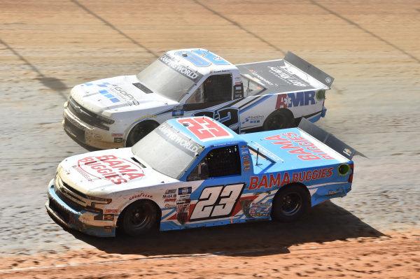 #23: Chase Purdy, GMS Racing, Chevrolet Silverado BamaBuggies.com