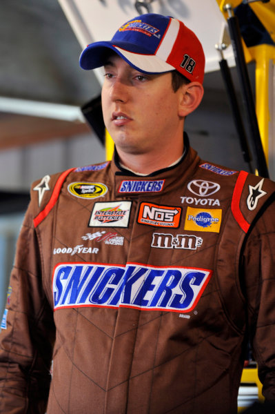 26-28 March, 2010, Martinsville, Virginia USAKyle Busch©2010, LAT South, USALAT Photographic