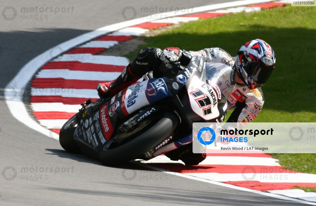 2007 World Superbike Championship. Brands Hatch, England. 3rd - 5th August 2007. Ruben Xaus, Ducati 999F06, action. World Copyright: Kevin Wood/LAT Photographic ref: Digital Image