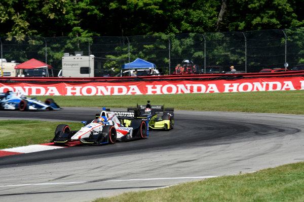 Verizon IndyCar Series Honda Indy 200 at Mid-Ohio Mid-Ohio Sports Car Course, Lexington, OH USA Sunday 30 July 2017  World Copyright: Gregg Feistman LAT Images