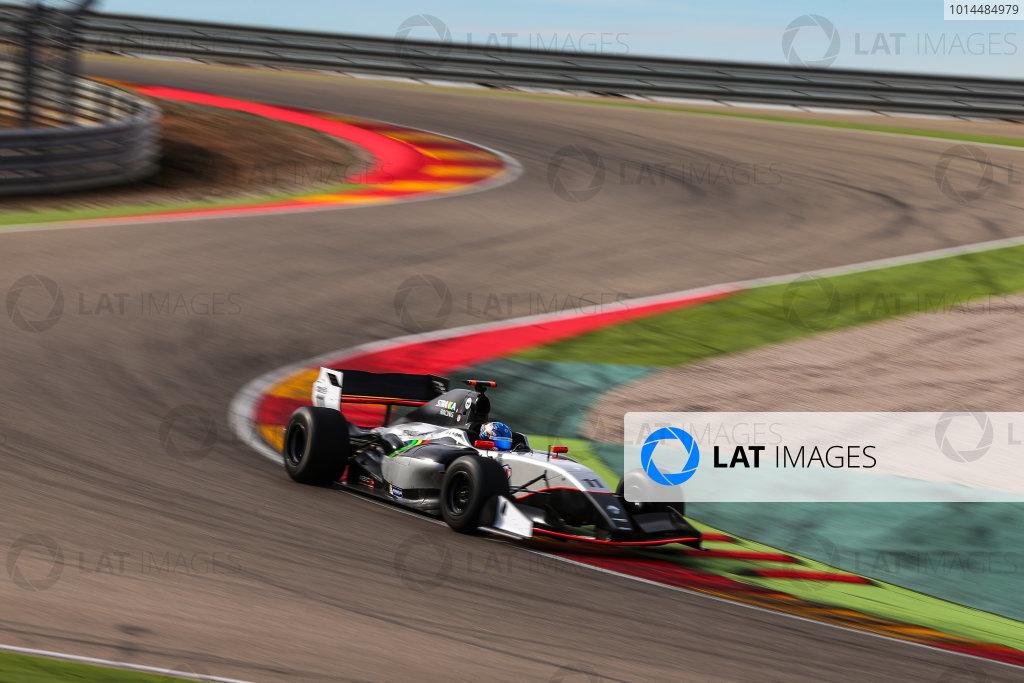 F3 5 V8 Series Testing - Motorland Aragon: Le Mans Photo