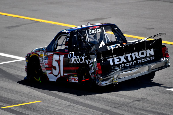 NASCAR Camping World Truck Series Overton's 150 Pocono Raceway, Long Pond, PA USA Saturday 29 July 2017 Kyle Busch, Cessna Toyota Tundra World Copyright: Rusty Jarrett LAT Images