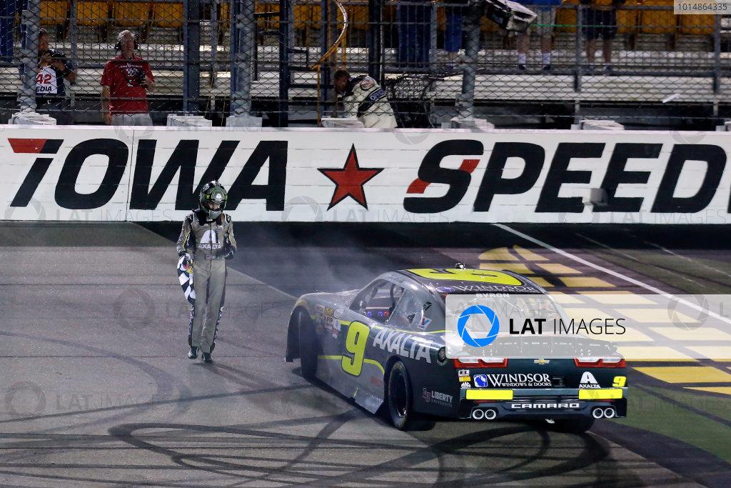 Round 14 - Iowa Speedway, Newton