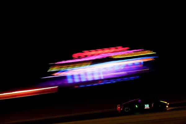 Circuit de La Sarthe, Le Mans, France. 13th - 17th June 2012. Wednesday QualifyingFrederic Makowiecki/Jaime Melo/Dominik Farnbacher, Luxury Racing, No 59 Ferrari 458 Italia. Photo: Daniel Kalisz/LAT Photographic. ref: Digital Image IMG_3364