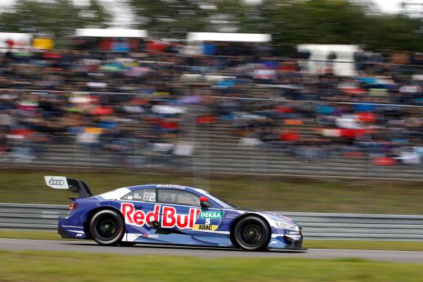 2017 DTM Round 7  Nürburgring, Germany  Sunday 10 September 2017. Mattias Ekstr?m, Audi Sport Team Abt Sportsline, Audi A5 DTM  World Copyright: Alexander Trienitz/LAT Images ref: Digital Image 2017-DTM-Nrbg-AT1-2424