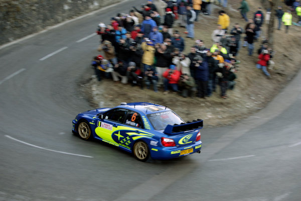 2005 FIA World Rally Champs. Round one, 