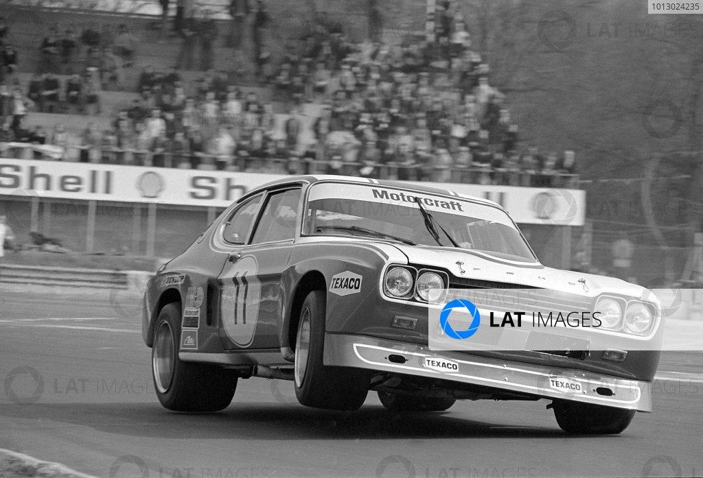 1973 European Touring Car Championship.