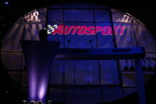 2002 Autosport Awards.Steve Rider.Grosvenor Hotel, London, England.1st December 2002.World Copyright: Spinney/LAT Photographic.Ref.: Digital Image Only