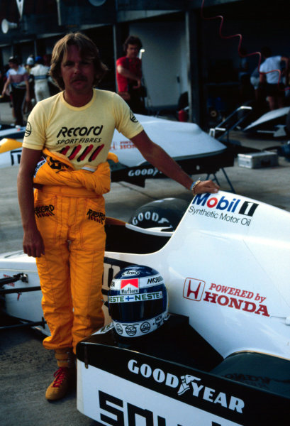 1984 Brazilian Grand Prix.