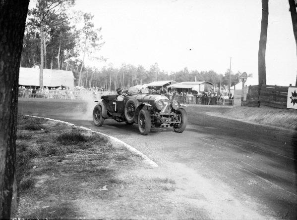 Anthony Bevan / Mike Couper, G. Bevan, Bentley 4½.