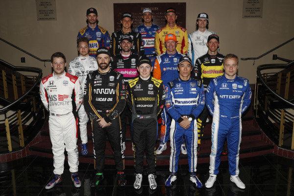 Honda 2019 IndyCar Drivers