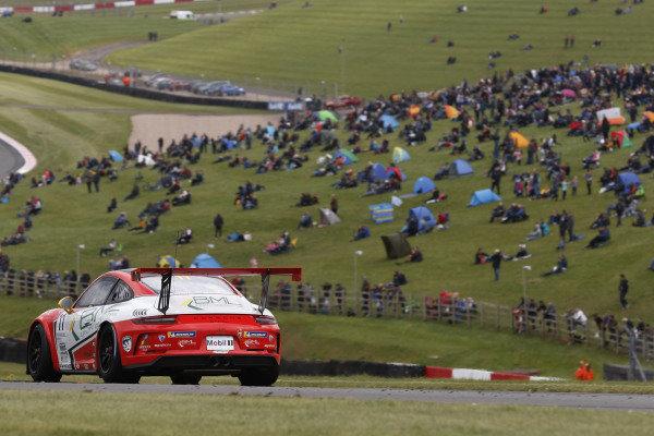 Donington BTCC supports
