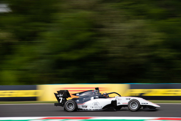 HUNGARORING, HUNGARY - AUGUST 02: Lirim Zendeli (DEU, Sauber Junior Team by Charouz) during the Hungaroring at Hungaroring on August 02, 2019 in Hungaroring, Hungary. (Photo by Joe Portlock / LAT Images / FIA F3 Championship)