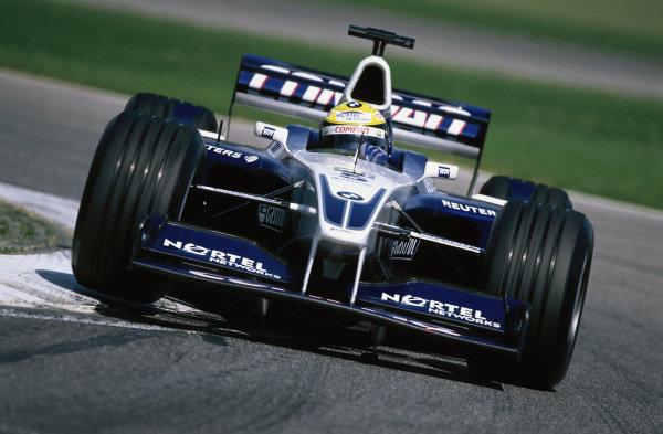 Ralf Schumacher, Williams FW23 BMW.