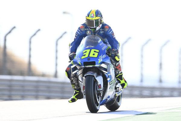 Joan Mir, Team Suzuki MotoGP.