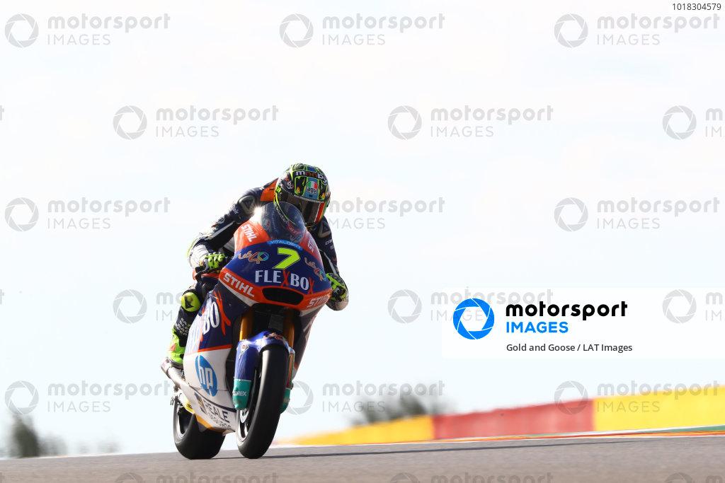 Lorenzo Baldassarri, Pons HP40.