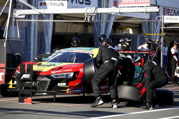 Lucas di Grassi, Abt Sportsline Audi R8 LMS GT3.