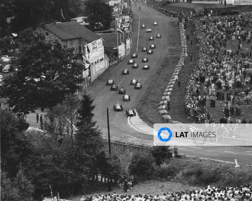 1952 Belgian Grand Prix.