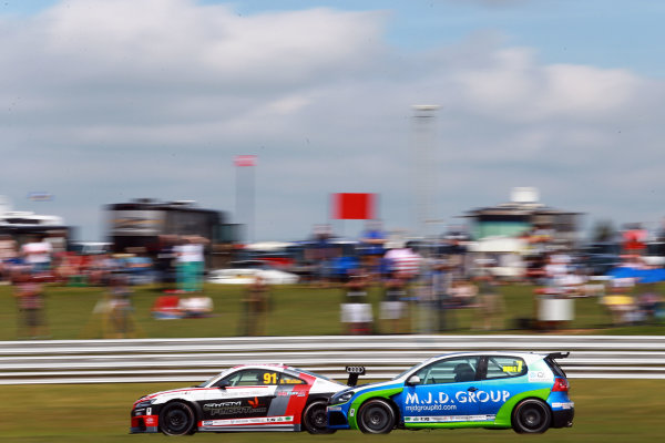 2017 VW Cup  Snetterton, 27th-28th May 2017, Dole  World copyright. JEP/LAT Images