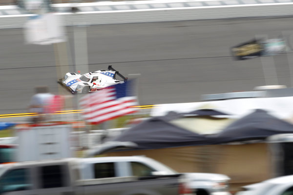 2017 Rolex 24 Hours. Daytona, Florida, USA Thursday 26 January 2017. #81 DragonSpeed ORECA 07: Henrik Hedman, Nicolas Lapierre, Ben Hanley, Loic Duval World Copyright: Alexander Trienitz/LAT Images ref: Digital Image 2017-24h-Daytona-AT2-0897