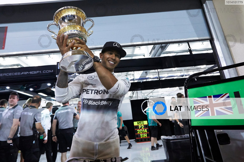 Bahrain International Circuit, Sakhir, Bahrain.