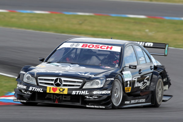 19.06 2011 Klettwitz, Germany - Gary Paffett (GBR), Thomas Sabo AMG Mercedes - DTM 2011 - Deutsche Tourenwagen Masters 4th Round at Eurospeedway Lausitz - å© Copyright: Stange/RACE-PRESS com
