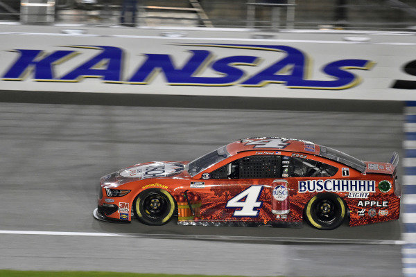 #4: Kevin Harvick, Stewart-Haas Racing, Busch Light Apple Ford Mustang